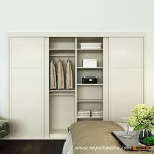 Modern Fitted Bedrooms - wardrobes white modern wardrobe flatpax 900mm modern white