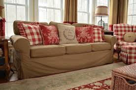 Elegant Livingroom by Decorating Elegant Beige Rowe Furniture Slipcovers For Inspiring
