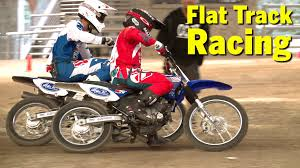 1970s motocross bikes is flat track racing getting back on track la times