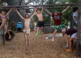 Monkey Jesus Meme - he always loved hanging around whether it was the monkey bars or