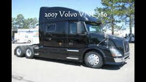 volvo big rig for sale volvo semi truck for sale 2007 vnl youtube
