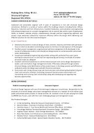 Resume For Consulting Jobs by Padraig Clery Structural Engineering Consultant Resume