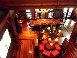 a frame home interiors timber frame house plan design with photos