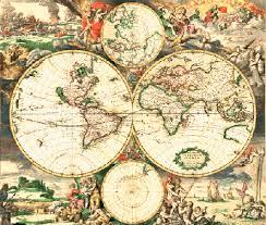 map pattern olde worlde map cross stitch cross stitch stitch and embroidery