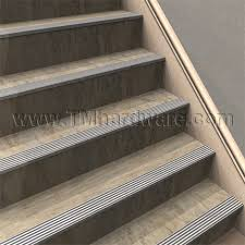 high quality commercial grade non slip stair nosing for indoor or