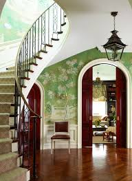 Entry Foyer Wallpaper In The Entry Foyer Yay Or Nay
