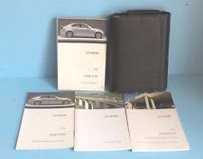 2008 lexus is 250 owners manual lexus is250 owners manual ebay