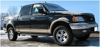 2003 ford f 150 information and photos zombiedrive