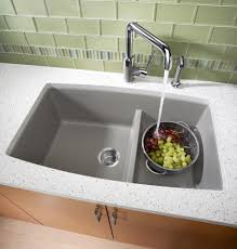 BlancosilgranitKitchenTraditionalwithgardenwindowgranite - Blanco silgranit kitchen sink