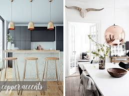 copper decor accents decorating with copper accents best interior 2018
