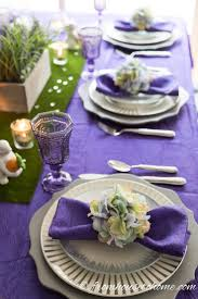 Spring Table Settings Ideas by 535 Best Easter U0026 Spring Tablescapes Images On Pinterest