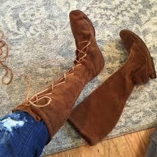 womens fringe boots size 11 74 minnetonka shoes minnetonka leather moccasin boots no