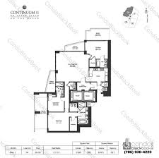 55 Harbour Square Floor Plans by Search Continuum Ii North Condos For Sale And Rent In South Beach