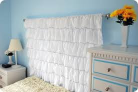 How To Make Your Own Fabric Headboard by 6 Various Diy Fabric Headboards To Make Shelterness