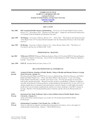 Faculty Cover Letter Curriculum Vitae Cover Letter Examples Image Collections Cover