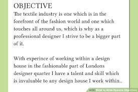 what to put on a resume for objective resume objective samples 7