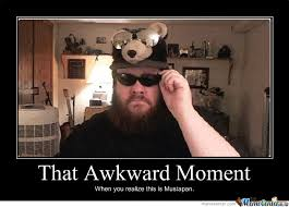 Awkward Moment Meme - that awkward moment by rowel meme center