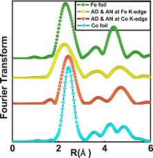 Electronic Excitation Induced Structural Modification Of Feco