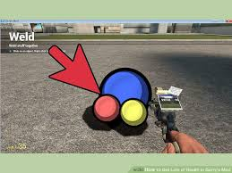 game modes garry s mod how to get lots of health in garry s mod 12 steps with pictures