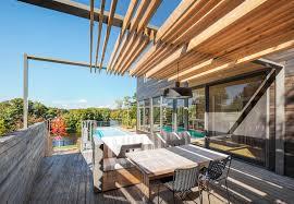 outdoor kitchen inhabitat green design innovation