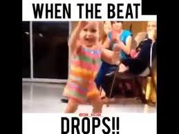 Dancing Baby Meme - babies dancing when the beat drops youtube