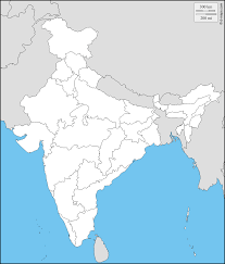 Blank Map Of East Asia by Political Map Of India And Great Map Resource 6th Grade
