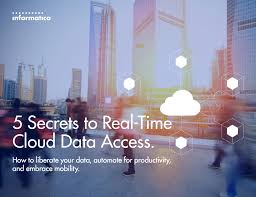 5 secrets to delivering actionable real time cloud data pacific