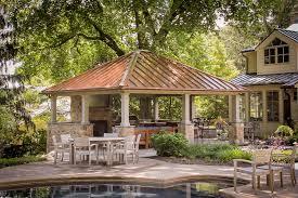 Custom Backyards Gazebos In Pa Backyard Pergolas And Pavilions Built By Lancaster