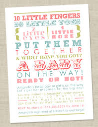 Baby Shower Ideas For Unknown Gender Baby Shower Invite Wording Baby Shower Invitations Wording Tips