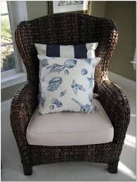 Pottery Barn Indoor Outdoor Wicker Chair Aptdeco - 100 pottery barn anywhere chair knock off ken fulk x