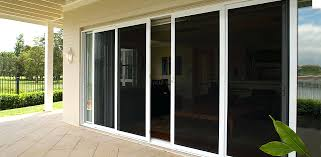 screen for patio door retractable aluminum motorized screens porch
