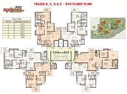 Pioneer Park Gurgaon Floor Plan Floor Plans Of Ireo Uptown Ireo Uptown Gurgaon Ireo Uptown