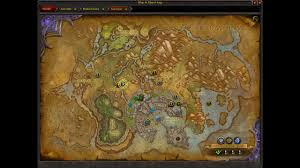 True World Map by A True Test Quest World Of Warcraft Youtube