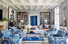 Wallpaper Ideas For Every Room Photos Architectural Digest - Wallpaper for family room
