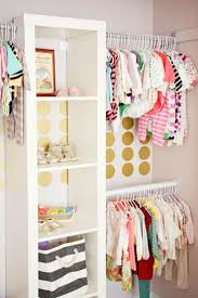 Closet Organizers For Baby Room Organizing The Baby U0027s Closet Easy Ideas U0026 Tips