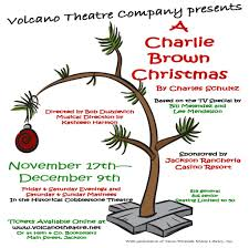 brown christmas poster a brown christmas volcano theatre company