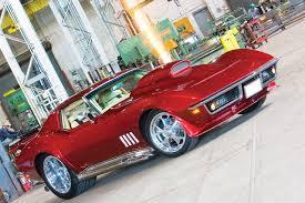 c3 corvette drag car 1969 chevrolet corvette custom 9 second c3 drag car magazine