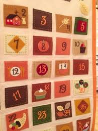 adorable diy thanksgiving advent calendar future projects