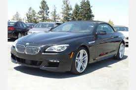 bmw series 5 convertible 2017 bmw 6 series convertible pricing for sale edmunds
