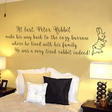 Compare Prices On Baby Room Wall Decals Quotes Online Shopping - Cheap wall decals for kids rooms