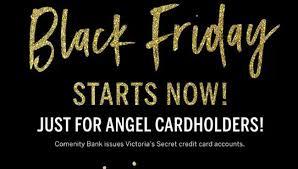 secret black friday 2017 sale is live for card