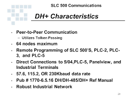 slc 500 communications ppt video online download