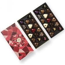 heart shaped chocolate luxurious heart shaped chocolate box created for 590g