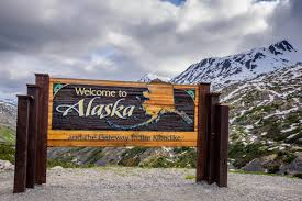 Alaska travellers images Up the cassiar highway to the alaska highway richard mcguire jpg