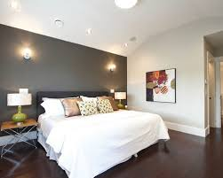 Grey Flooring Bedroom Gray Accent Wall Houzz