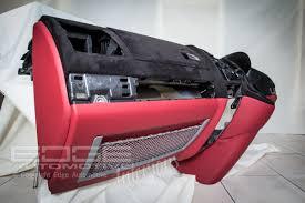 vw t5 interior alcantara leather edge automotive