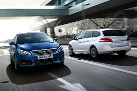 france peugeot 2018 peugeot 308 sw offers streamlined classy styling