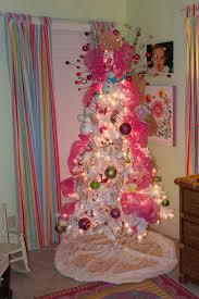 girly christmas tree home decorating interior design bath