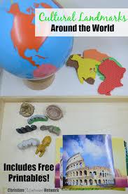 architecture around the world 3 part cards