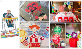 first birthday circus adorable circus themed first birthday party savvy sassy moms